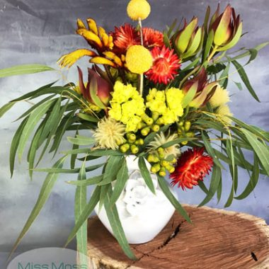 Petite Posy Glower Arrangement - Native