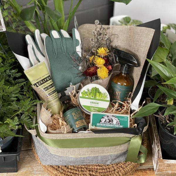 Hamper for Green Thumbs